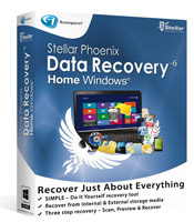 Stellar Windows Data Recovery – Home version Coupon Code