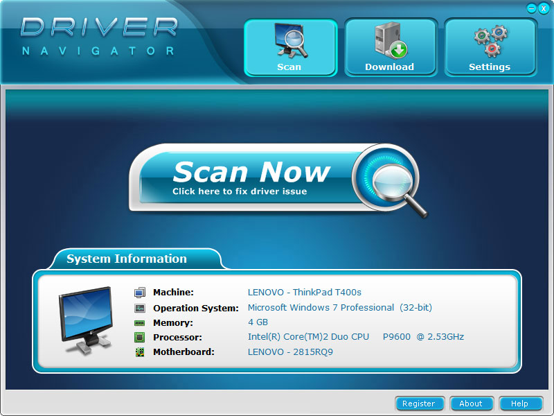 Driver Navigator FREE Trial Download | Easeware Technology