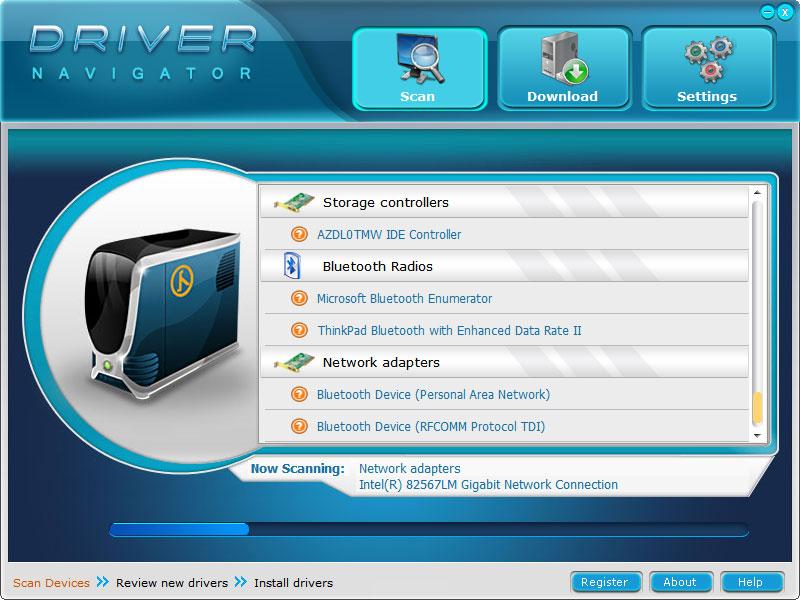 Driver Navigator - SafeCart