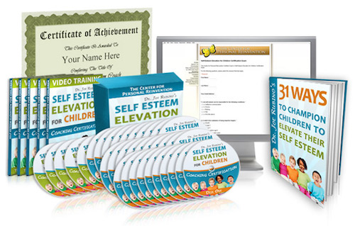 Coaching Certification in Self-Esteem Elevation for Children Coupon Code