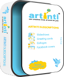 artinti subscriptions Coupon Code